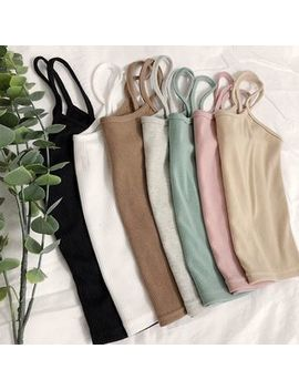 Plain Camisole by Baage