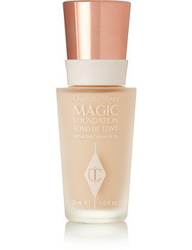 Magic Foundation Flawless Long Lasting Coverage Spf15   Shade 1, 30ml by Charlotte Tilbury