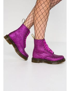 1460 Pascal Glitter   Veterboots by Dr. Martens