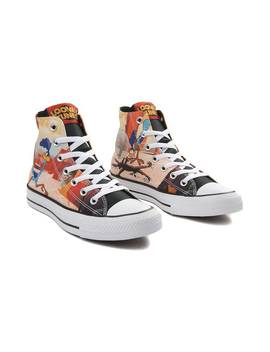 Converse Chuck Taylor All Star Hi Looney Tunes Roadrunner/Wile E. Coyote Sneaker by Converse