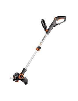 "Worx Wg163 Gt 3.0 20 V Cordless Grass Trimmer/Edger With Command Feed, 12"", 2 Batteries And Charger Included by Worx"