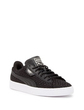 Basket Satin Ep Sneaker by Puma