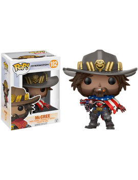 Video Game Overwatch Toy   Mc Cree/Reaper/<Wbr>Widowmaker/Pha<Wbr>Rah Funko Pop Figure by Unbranded
