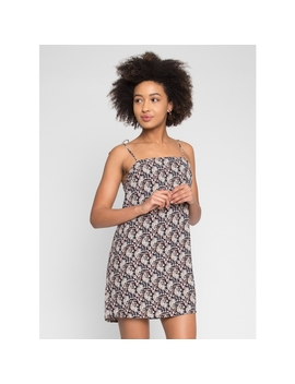 Mackenzie Paisley Dress by Wet Seal