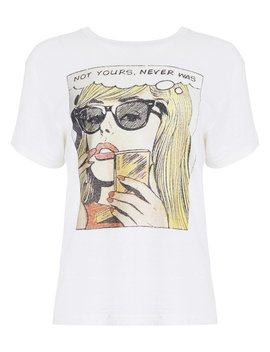 Not Yours Graphic Tee by Re/Done
