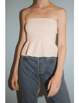 Marie Tube Top by Brandy Melville