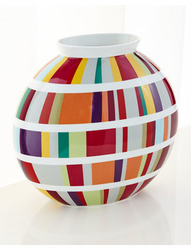 Large Bolla Kaleidoscope Vase by Missoni Home