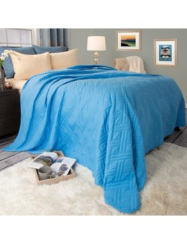 Solid Color Bed Quilt   Yorkshire Home by Yorkshire Home