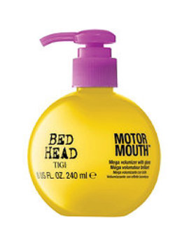Bed Head Motor Mouth Mega Volumizer With Gloss by Tigi