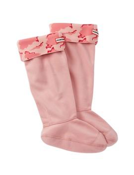 Original Tall Camo Cuff Socks by Hunter