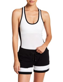 Arabesque Bodysuit by Blanc Noir