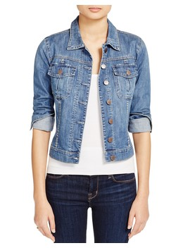 Denim Jacket  by Kut From The Kloth