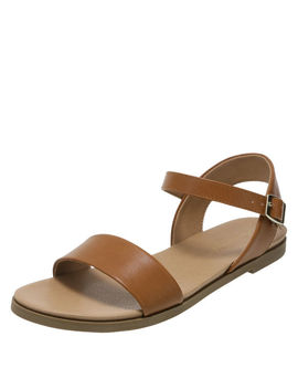Women's Pat Flat Sandal by Learn About The Brand American Eagle