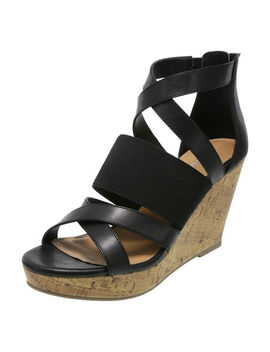 Women's Randy Wedge Sandal by Learn About The Brand American Eagle