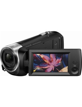 Handycam Cx405 Flash Memory Camcorder   Black by Sony