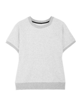 Rocky Cotton Blend Sweatshirt by Rag & Bone