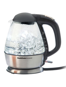 Chef's Choice® Cordless Electric Glass Kettle by Chefs Choice