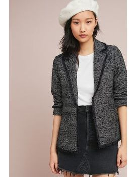 Emma Tweed Blazer by Cupcakes And Cashmere