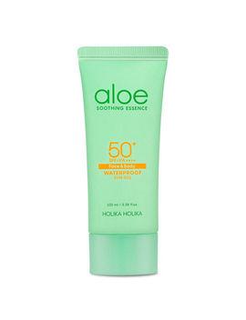 [Holika Holika] Aloe Waterproof Sun Gel Spf 50+ Pa++++ / Korean Cosmetic by Holika Holika