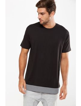 Double Block Tee by Cotton On