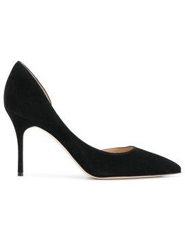 Manolo Blahnik Pilina Pumpshome Women Shoes Pumps by Manolo Blahnik