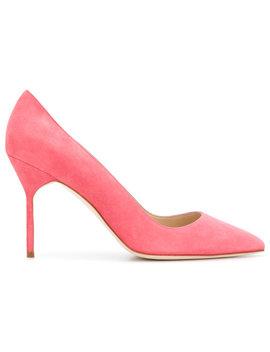 Manolo Blahnik Bb 95 Pumpshome Women Shoes Pumps by Manolo Blahnik