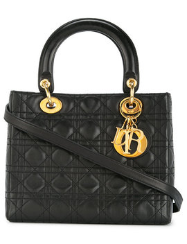 Christian Dior Vintage Lady Dior Cannage Baghome Women Vintage & Archive Vintage Bags by Christian Dior Vintage