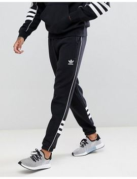 Adidas Originals Authentic Joggers In Black Dh3857 by Adidas Originals
