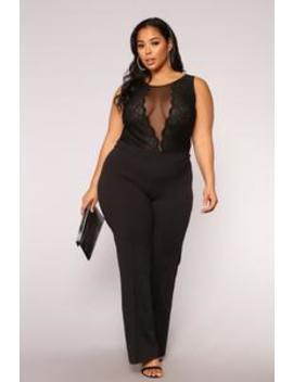 Corabelle Bodysuit   Black by Fashion Nova