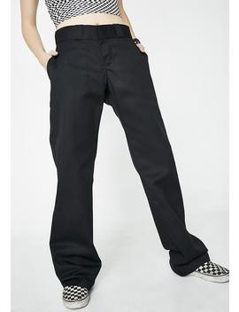 Dark 774 Original Work Pants by Dickies