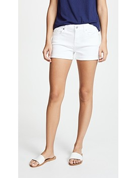 Roll Up Shorts by 7 For All Mankind