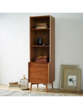 Mid Century Bookcases   Acorn by West Elm