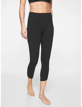 Organic Cotton Be Present Capri by Athleta