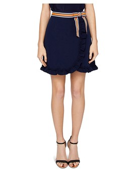 Xzenia Bow Detail Skirt by Ted Baker