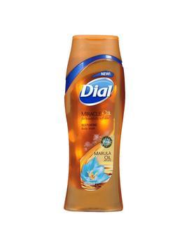 Dial Miracle Oil Marula Body Wash Marula Oil Infused16.0 Fl Oz by Walgreens