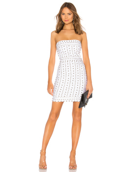 Blake Studded Bandage Dress by By The Way.