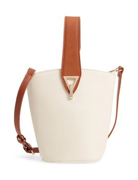 Top Handle Bucket Bag by Street Level