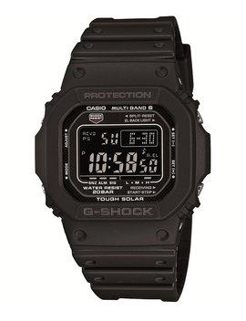 Casio Men's Gw M5610 1 Bjf G Shock Solar Digital Multi Band 6 Black Watch by Casio