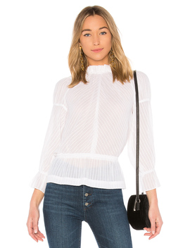 Bell Sleeve Blouse by Derek Lam 10 Crosby