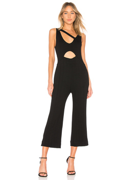 Cutout Tank Jumpsuit by Lna