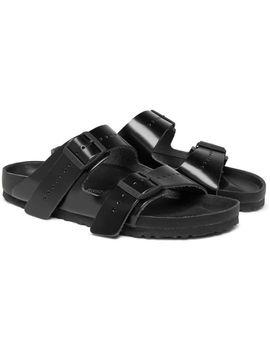+ Birkenstock Arizona Leather Sandals by Rick Owens