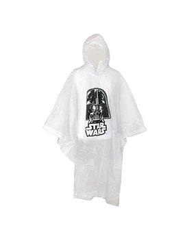 Disney Adult Star Wars Darth Vader Clear Rain Poncho by Disney