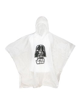 Star Wars Darth Vader Hooded Rain Poncho Youth by Disney