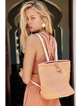 Ripa Woven Backpack by Free People