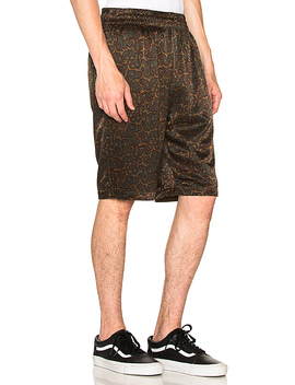 Reversible Paisley Short by Stussy