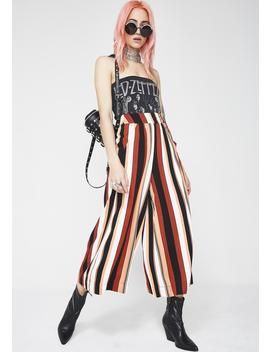 Hustler Wide Leg Pants by One Teaspoon
