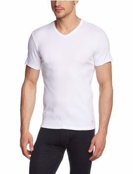 Marc O'polo Body & Beach Men's Shirt V Neck Short Sleeve T Shirt by Amazon