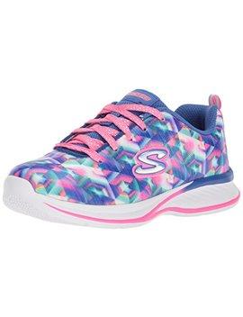 Skechers Kids Girls' Jumpin' Jams Color Vision Sneaker by Skechers
