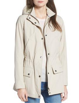 Kinnordy Waterproof Hooded Jacket by Barbour