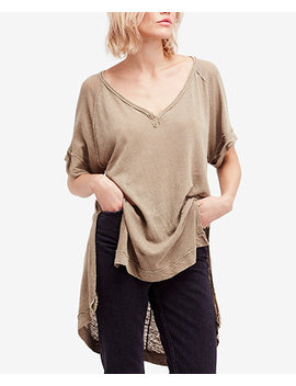 Diego V Neck Tunic by Free People